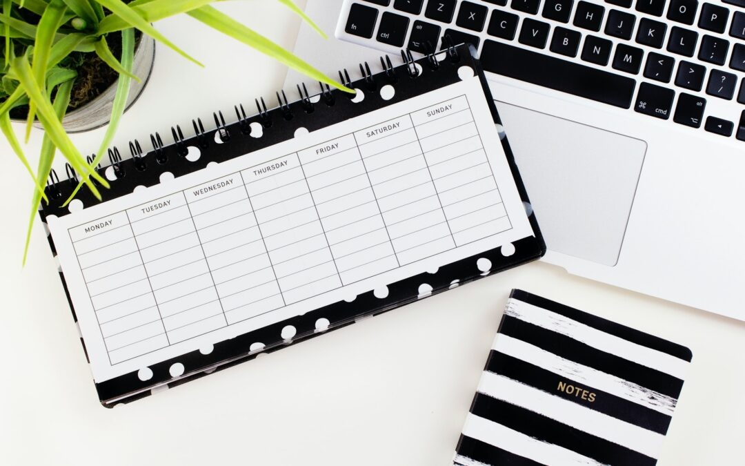 How to Develop a Media and Event Schedule in 2021?